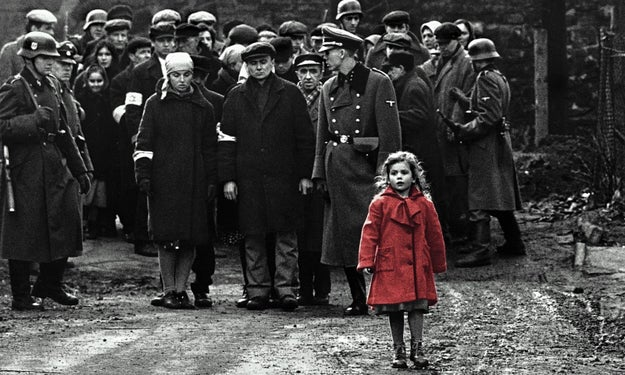 La lista de Schindler (1994)