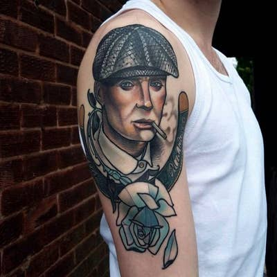 24 British Tattoo Artists You\'ll Want To Get Inked By Immediately