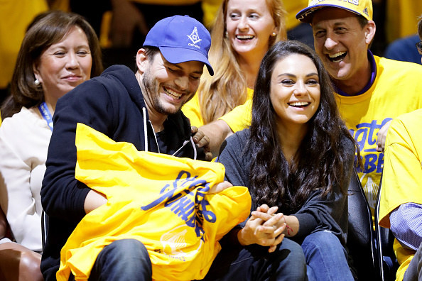 Or discussing some serious world issues, but still having room for some laughs with Ashton Kutcher and Mila Kunis.