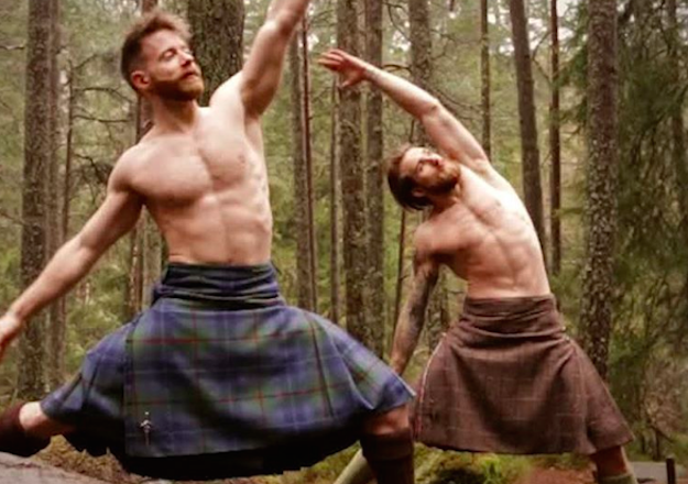 Men in scottish kilts sexy With 'Men
