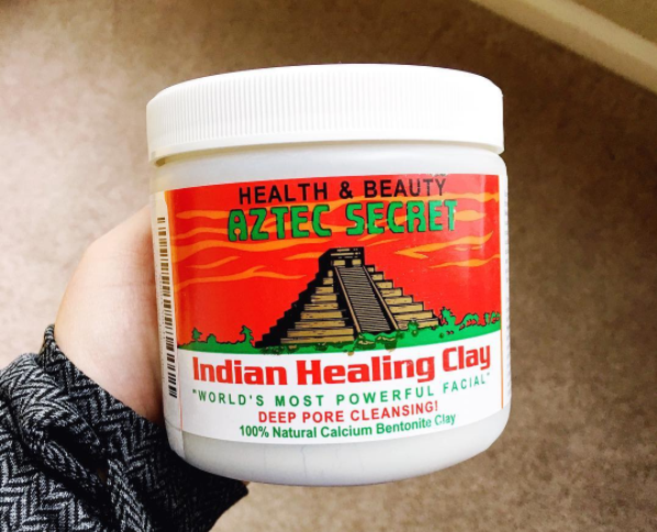 Aztec Secret Indian Healing Clay combined with apple cider vinegar will perfectly balance out your skin's natural glow.