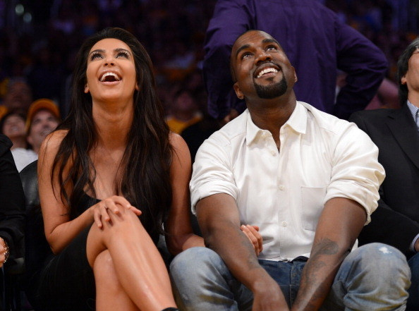 Imagine spending a day running from fashion show to fashion show with Kim Kardashian and Kanye West.