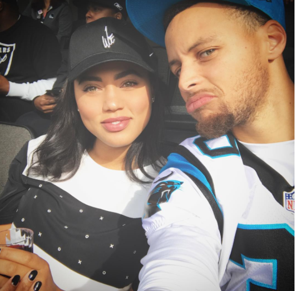 Or getting some cooking and free-throw lessons from Stephen and Ayesha Curry.
