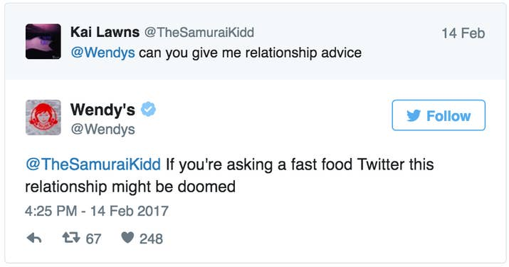 Times The Wendys Twitter Was The Most Savage - 24 hilarious comebacks wendys twitter account