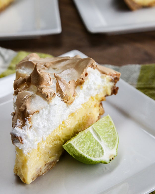 ... key lime meringue pie recipes dishmaps coriander key lime meringue pie