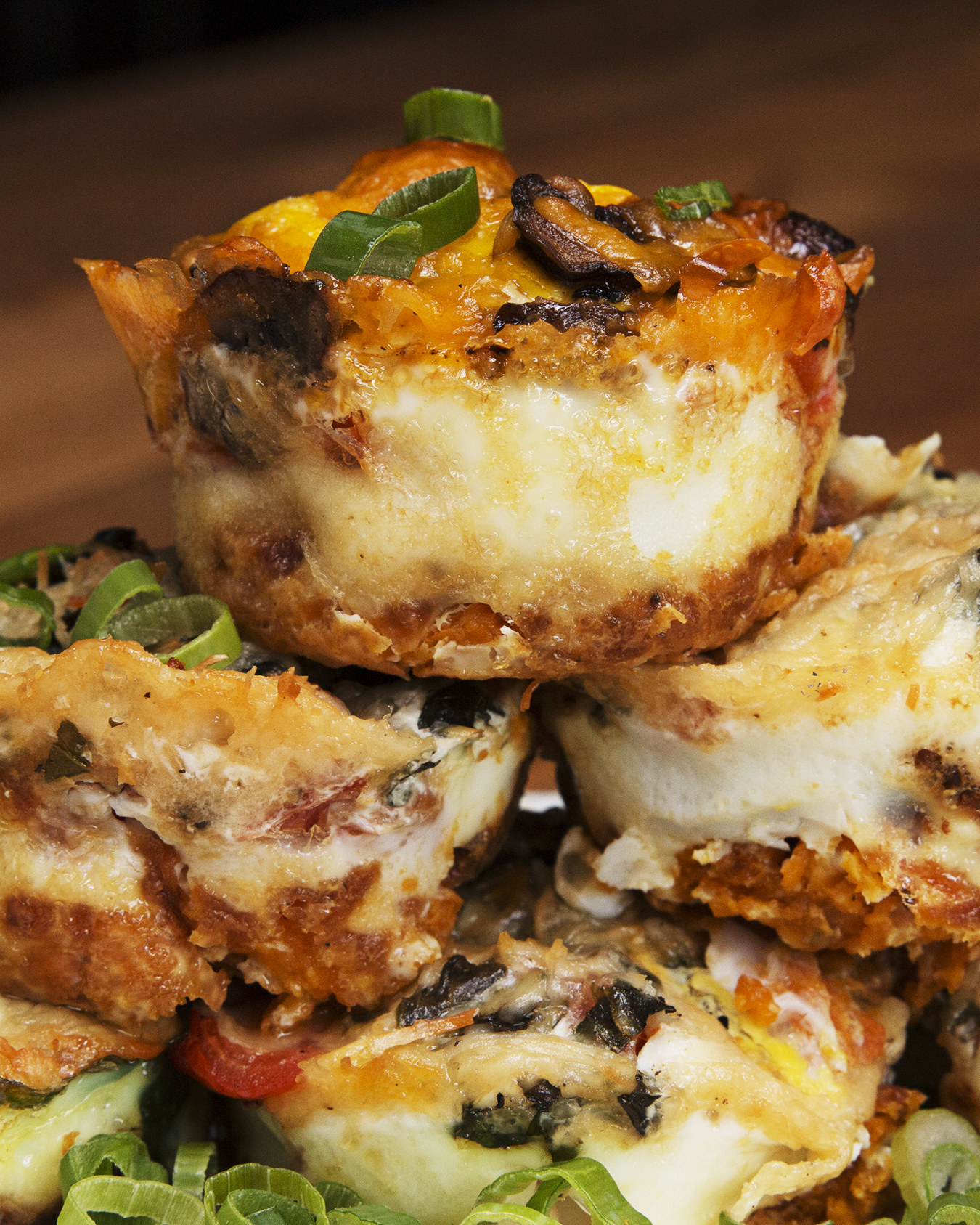 These Sweet Potato Hash Egg Cups Are A Breakfast You'll Look Forward To