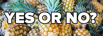 Do You Like Pineapple In These Foods?