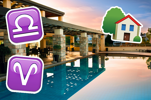 Design Your Dream Home And We Ll Tell You Your Zodiac Sign From A