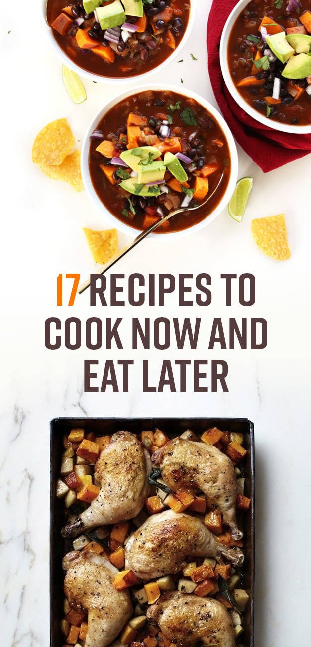 17 easy dinners that you can cook and eat for a whole week share on facebook share forumfinder Choice Image