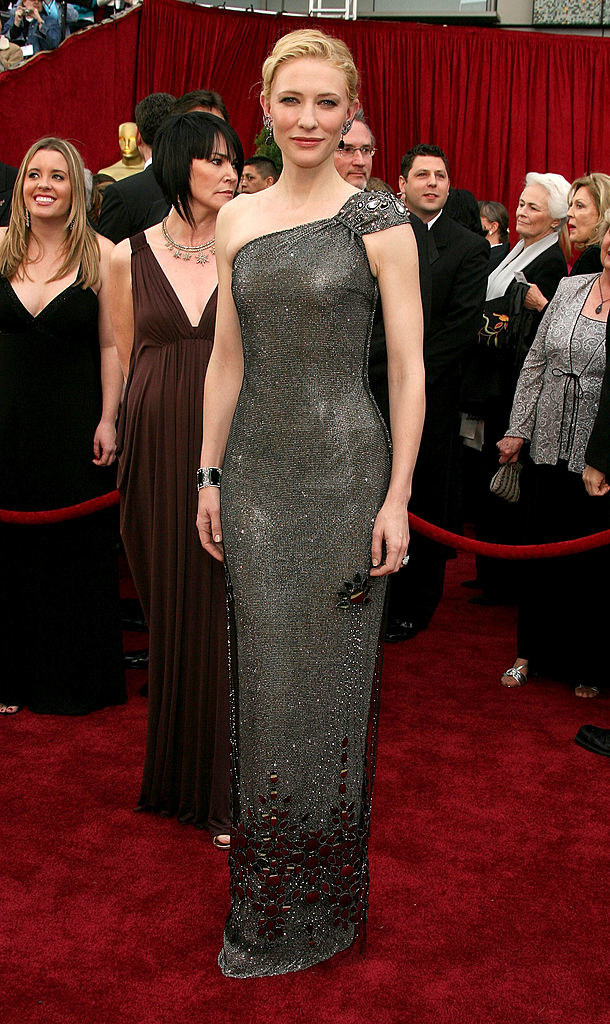 Cate Blanchett looked flawless, of course.