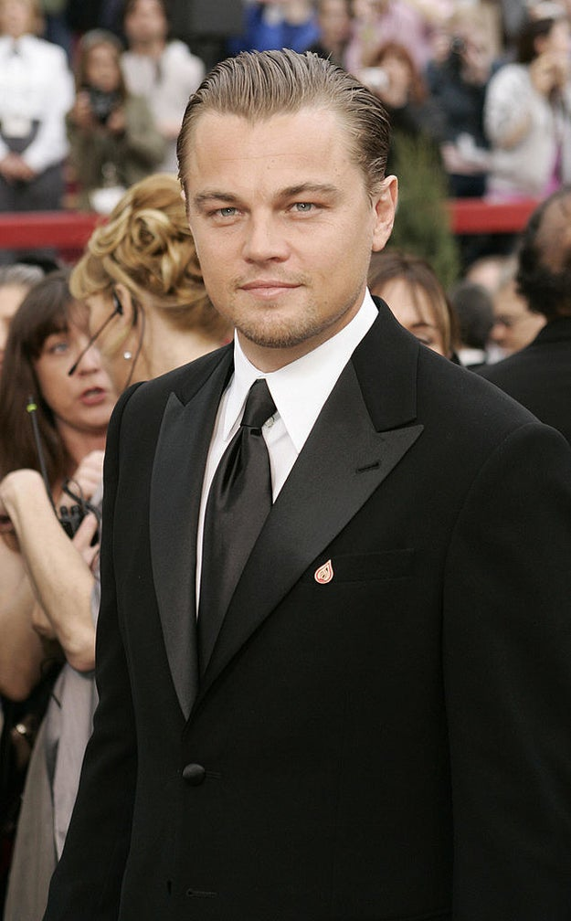 Leonardo DiCaprio was nominated for Best Actor for Blood Diamond — his third Academy Award nomination.
