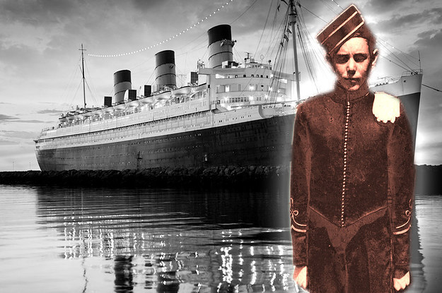 We Slept In The Most Haunted Room On The Queen Mary And It