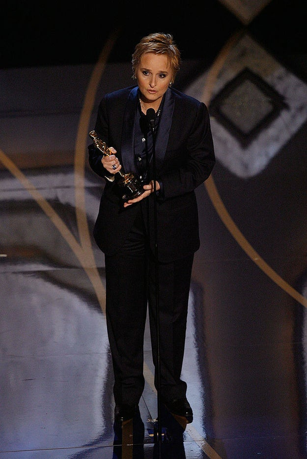 Melissa Etheridge won Best Original Song song for An Inconvenient Truth.