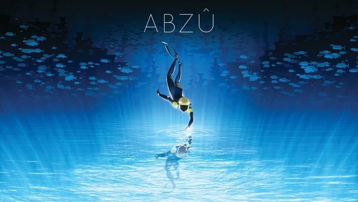 ABZU is an experimental and magical underwater video game with a score to match. Listening to the music I could feel myself swimming deeper and deeper into an ocean abyss. Wintory uses an eclectic group of instruments from electronic sounds to woodwinds to choral voices to get that under the sea feel.