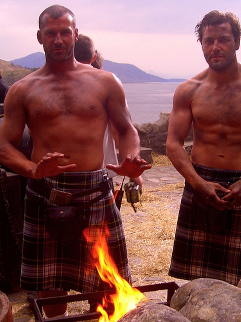 How to tell if a scottish guy likes you