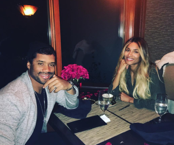 Who wouldn't be down for dinner and a movie with Ciara and Russell Wilson, or catching up on Sunday football?