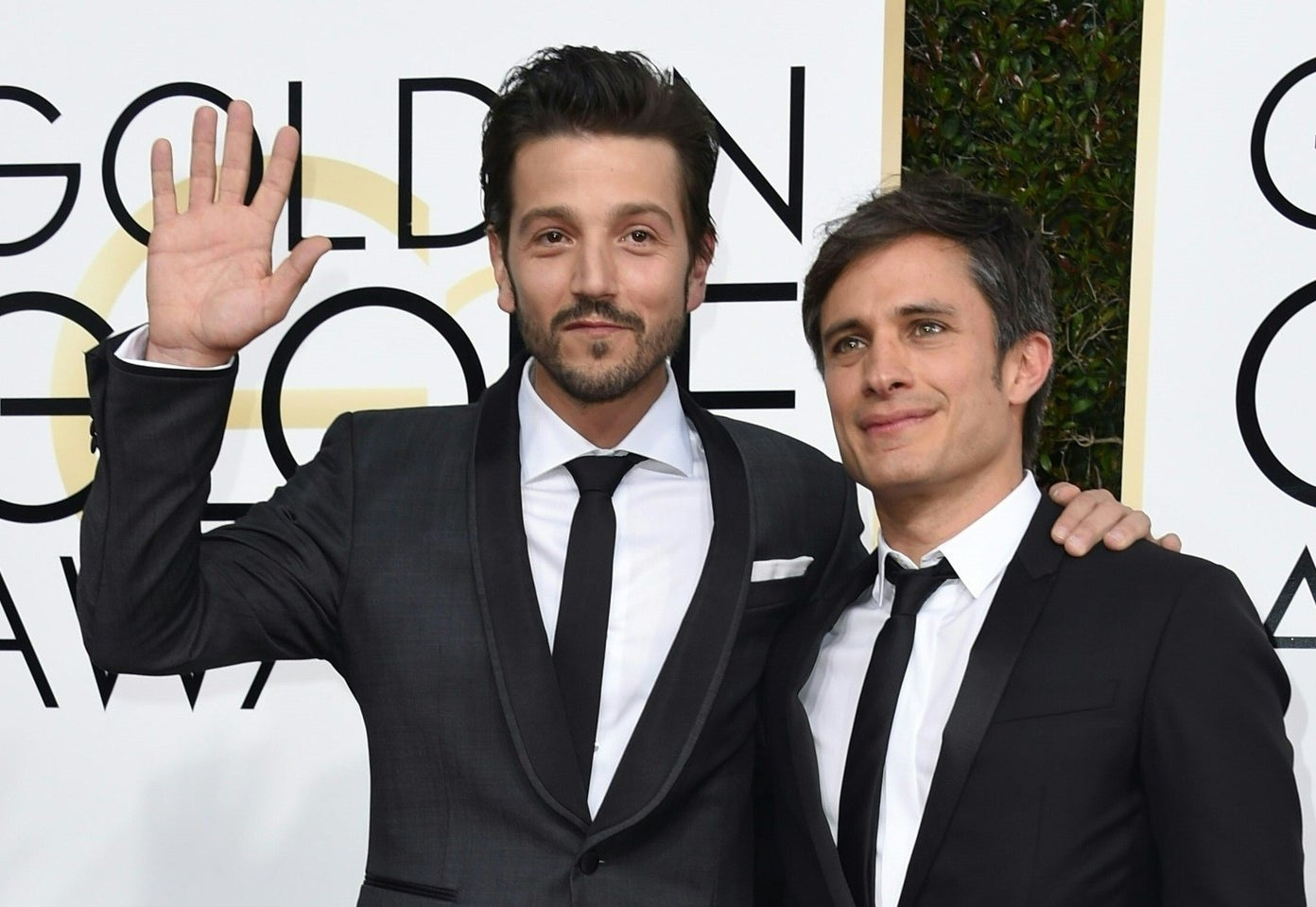 Diego Luna And Gael García Bernal's Lifelong Friendship Is BFF Goals