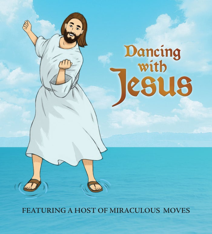 "Dance moves include, but are not limited to, ""The Water Walk,"" ""The Carpenter Clog,"" and ""The Apostolic Conga."" Promising review: ""I knew Jesus could raise the dead, but I didn't know He could also drop it like it's hot! This is Holy Spirited fun for everyone; turn some water into wine, pass around the loaves and fishes, and get down with your disciples!"" —Patricia M FoleyGet it from Amazon for $9.84."