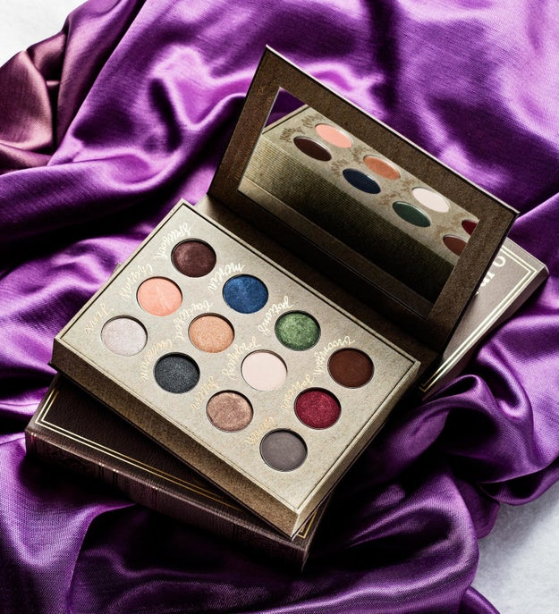 Meet the Wizardry and Witchcraft Eyeshadow Palette.