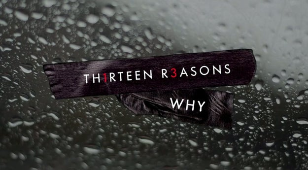 13 Reasons Why - Temporada 1.