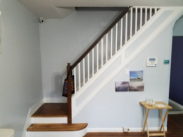 This pretty generic staircase...