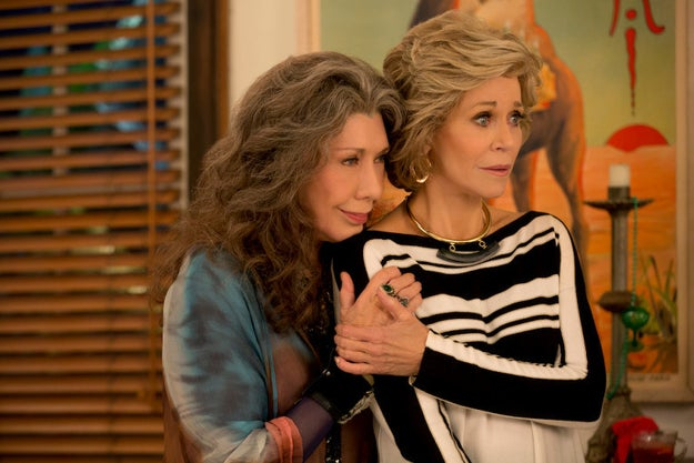 Grace and Frankie - Temporada 3.