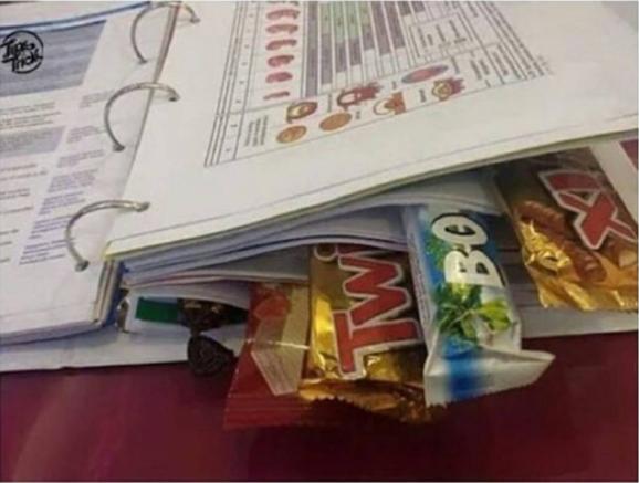 Una buena estrategia para motivarte mientras estudias.