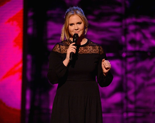 Amy Schumer: The Leather Special.