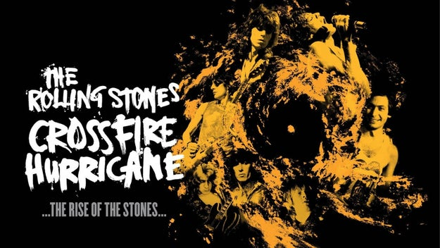 The Rolling Stones: Crossfire Hurricane.