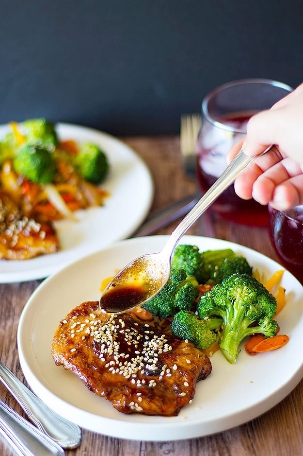 30-Minute Honey Sesame Chicken