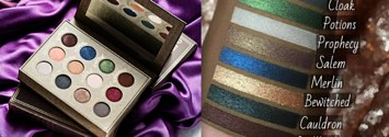Guys, The Harry Potter-Inspired Eyeshadow Palette Is FINALLY HERE