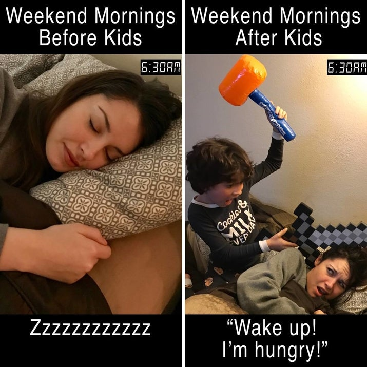 parenting memes hilarious