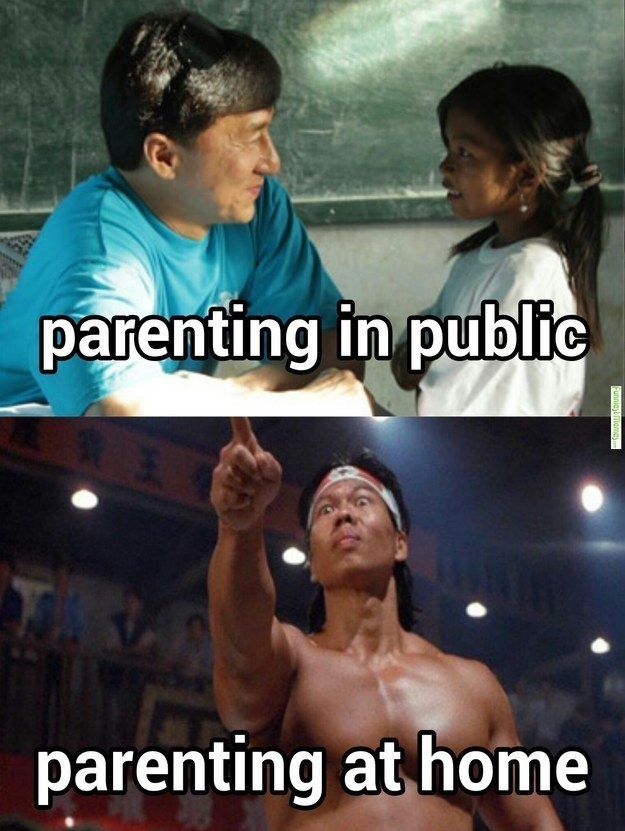 sub buzz 12387 1487892894 11?downsize=715 *&output format=auto&output quality=auto 100 parenting memes that will keep you laughing for hours