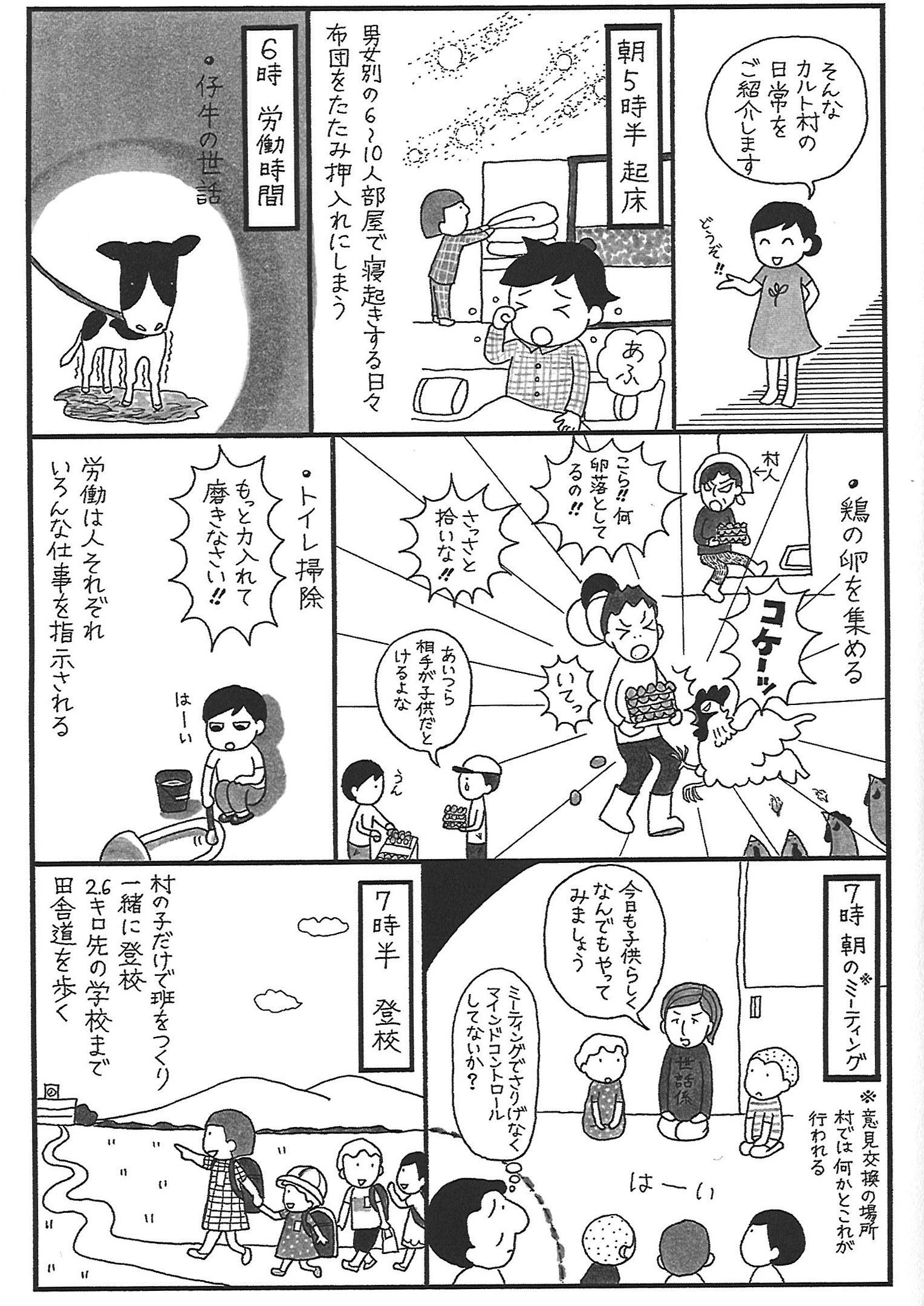 カルト 村 ヤマギシ 会 どこに ある 幸福会ヤマギシ会 - Wikipedia