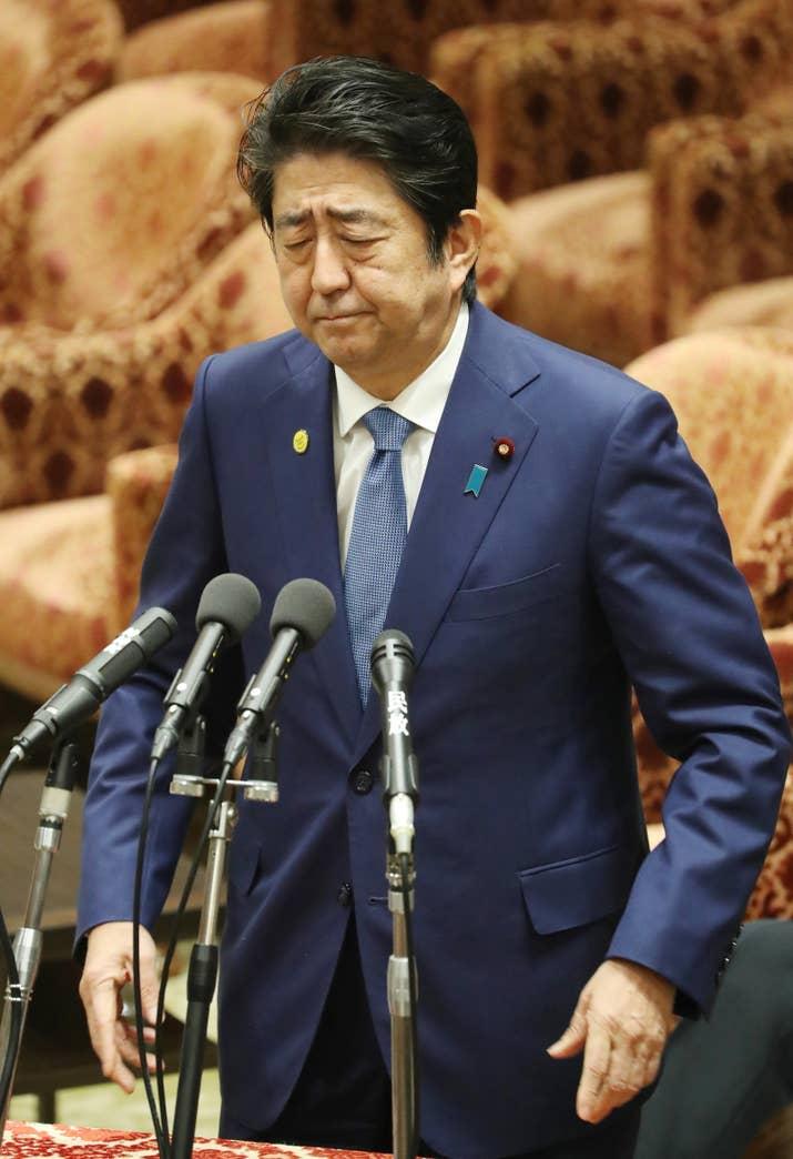 なぜ、安倍昭恵氏は名誉校長にな...