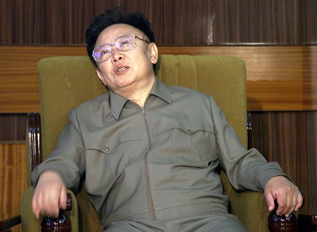 "Kim Jong Nam and Kim Jong Un's dad, longtime leader Kim Jong Il, was like, ""Omfg what the shit, are you kidding me with this right now."" And so Nam plummeted from favor faster than a North Korean missile hits the sea."