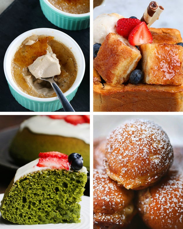7 japanese desserts from tasty japan the most viral for Asian cuisine dessert