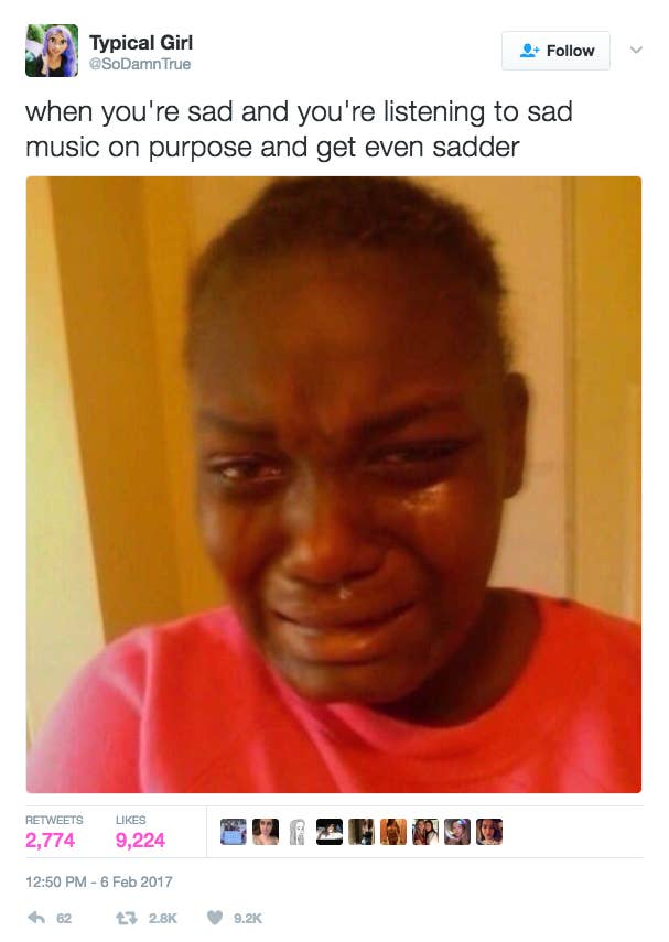 good songs to listen to when your sad