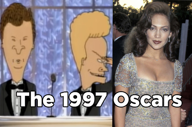 This Is What The Oscars Looked Like In 1997