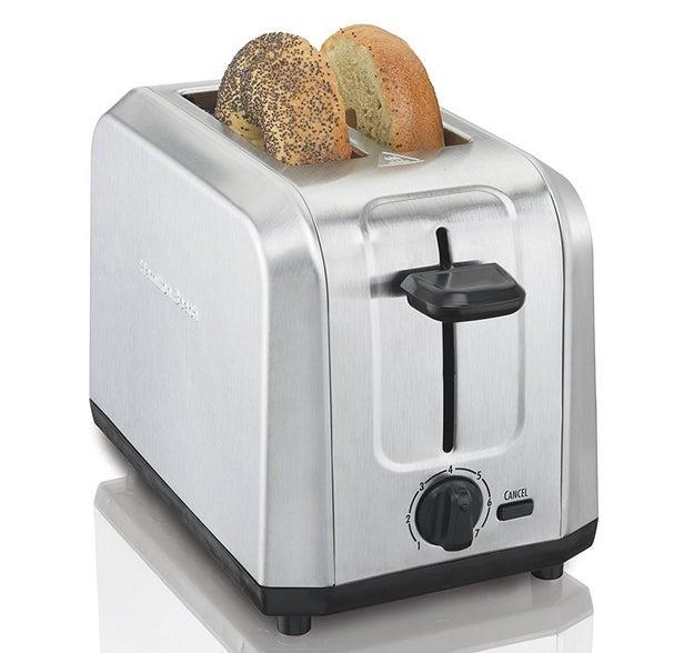 Toaster (the inside and outside)