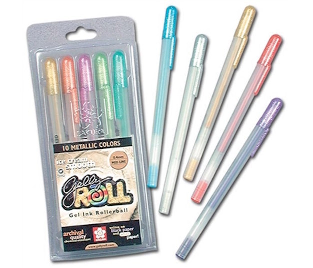 "Having oh-so-pretty Gelly Roll pens, that got stolen or ""lost"" within the first week of school."