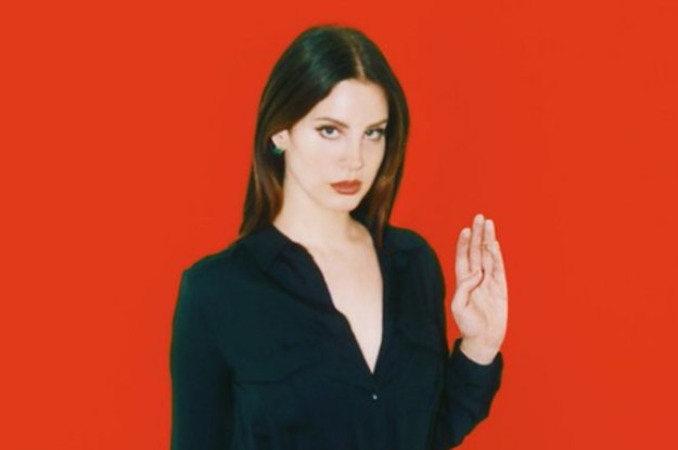 Lana Del Rey Has Joined A Coven Of Witches Trying To Hex Donald Trump