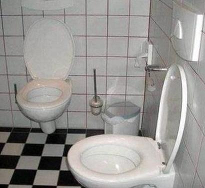 Este baño que es perfecto para hacer nuevas amistades.