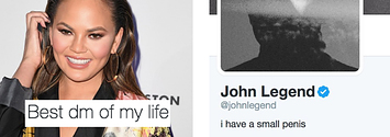 John Legend's Twitter Account Was Hacked And Chrissy Teigen Found It Hilarious