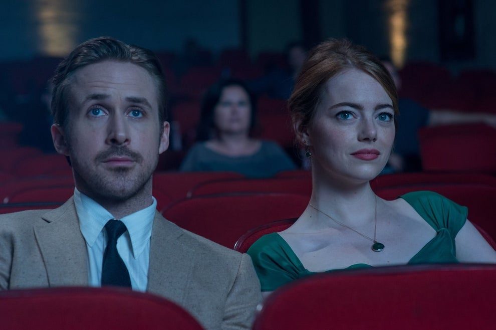 "And La La Land is the quintessential ""Oscars movie."""
