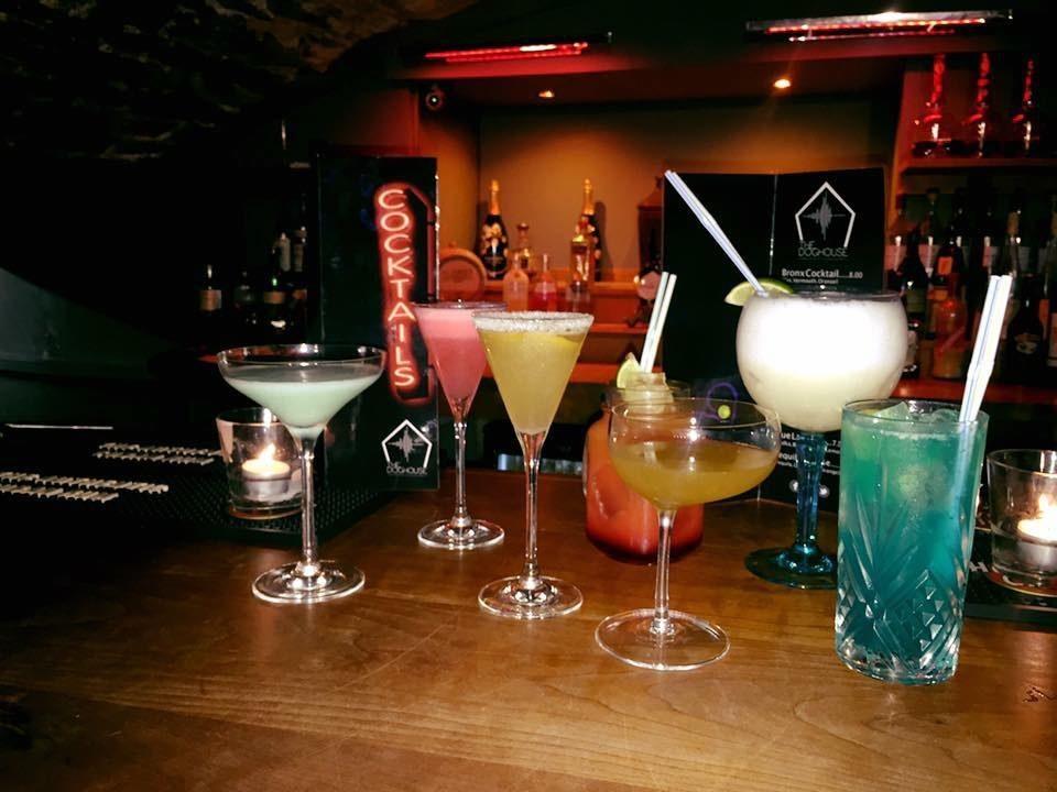 Cocktail cocktail bar