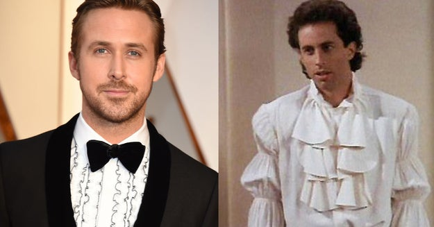 ¿Ryan Gosling o Seinfeld?