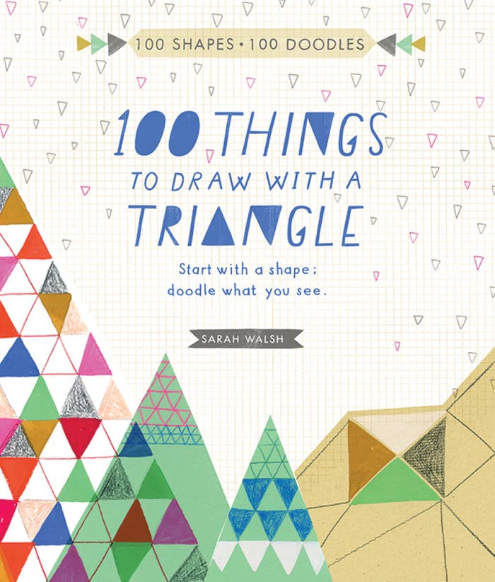 Don't like corners? Try 100 Things To Draw With a Circle instead.Get it from Amazon for $13.59.