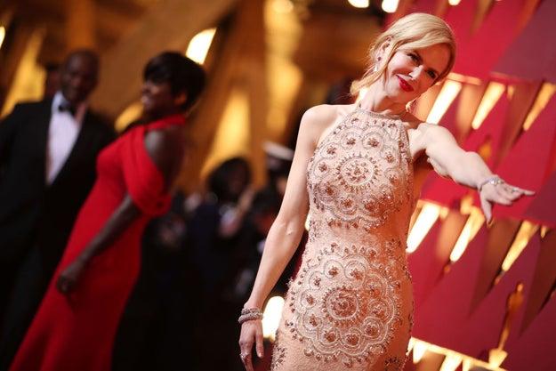 Nadie se veía más enamorada que Nicole Kidman cuando estaba con su esposo.