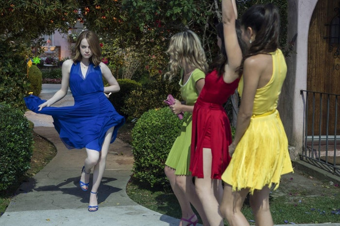Winner: Emma Stone, La La Land Isabelle Huppert, ElleRuth Negga, Loving Natalie Portman, Jackie Meryl Streep, Florence Foster Jenkins